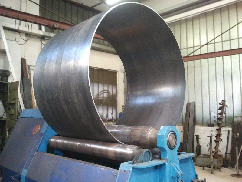 CNC rezanje pločevine